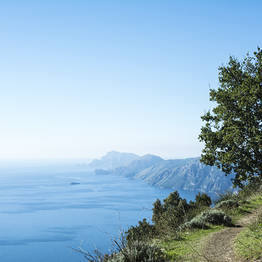 Iamme Ia by Travel ETC - Guided Hike of the Path of the Gods from Sorrento