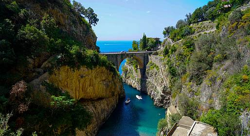 Travel Etc  - Tour in Costiera Amalfitana da Sorrento