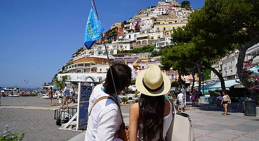 Iamme Ia by Travel ETC - Visit Positano, Amalfi & Ravello with Local Guide