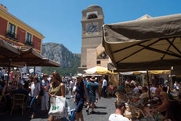 Capri and Anacapri: Group Tour