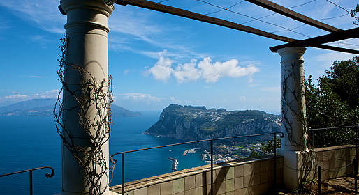 Goldentours - Capri and Anacapri
