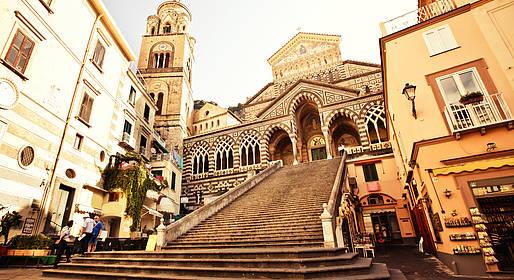 Goldentours - Amalfi Coast Select: Positano, Amalfi & Ravello