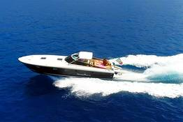 VIP Transfer Sorrento-Capri (car+speedboat+taxi)