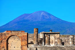 Small-Group Tour of Pompeii and Mt. Vesuvius