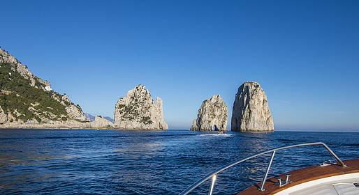 Travel Etc  - Boat Tour from Naples to Capri