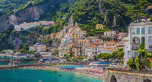 Blue Sea Capri - Escursione in motoscafo in Costiera Amalfitana