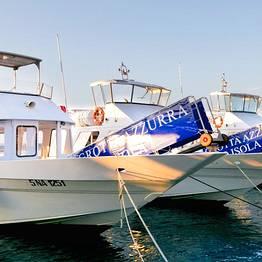 Laser Capri - Trasporto Marina Grande - Grotta Azzurra e ritorno