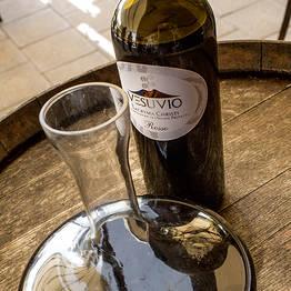 Cantina del Vesuvio - Lacryma Christi Classico del Vesuvio: tasting e pranzo