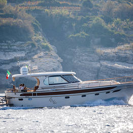 Restart Boat - Escursione in Costiera Amalfitana su barca Luxury