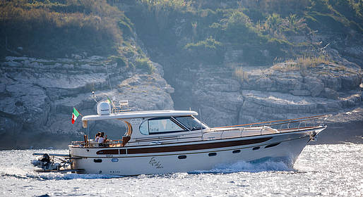 Restart Boat - Amalfi Coast tour on a Classic Luxury Boat