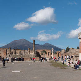 Top Excursion Sorrento - Rome - Amalfi Coast Transfer + Pompeii/Herculaneum Stop