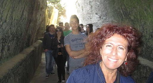Capri Tour Information - Group Walking Tour of Naples with a Guide