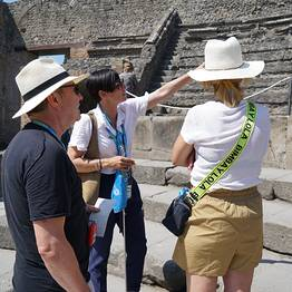 Travel Etc  - Skip-the-line Pompeii Half-Day Tour from Sorrento