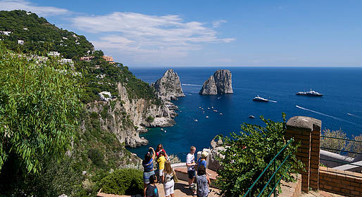 You Know! - Capri Boat Tour from Rome by High-speed Train