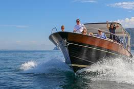 Tour in barca a Ischia e Procida da Sorrento