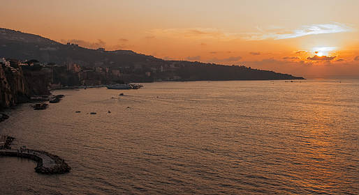 You know! - Sorrento: sunset tour in barca con aperitivo o cena