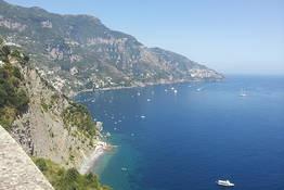 Transfer privato da Napoli alla Costiera Amalfitana