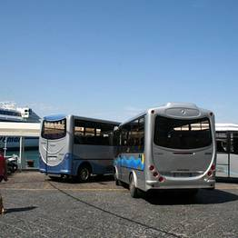 Capri Tour Information - bus privato a disposizione