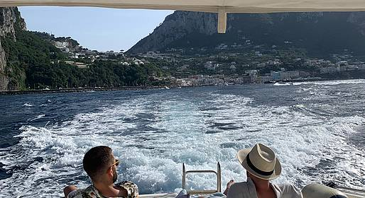Vincenzo Capri Boats - Speedboat Tour of Capri for an Unforgettable Day
