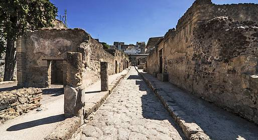 Goldentours - Herculaneum Half-day Tour from Sorrento
