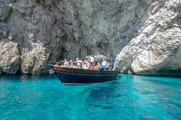 Tour in barca a Capri da Sorrento - Bestseller