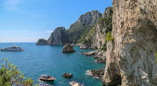 You Know! - Sorrento coast and Capri boat Tour - Bestseller