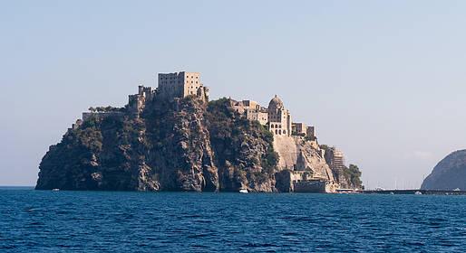 Ischia Charter Giosymar - Boat Tour of Ischia from Capri