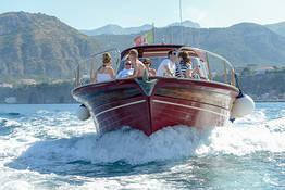 Tour in Barca in Costiera Amalfitana da Sorrento