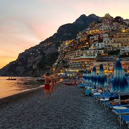 Travel Etc  - Evening Tour in Positano from Sorrento