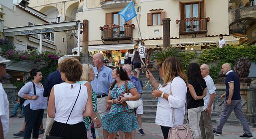 Travel Etc  - Evening Group Tour to Positano