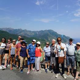 Travel Etc  - Positano, Amalfi & Ravello Guided Tour from Naples