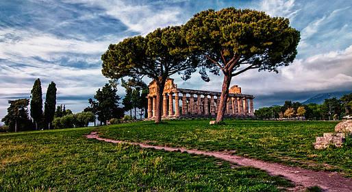 Goldentours - Paestum and Bufalo farm - from Sorrento