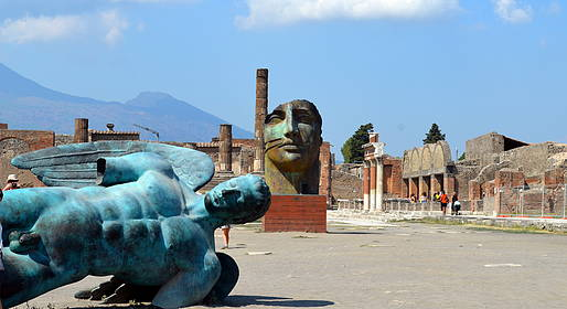 You Know! - Pompeii and Mt. Vesuvius Tour Departing from Positano