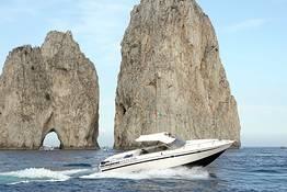 Sorrento-Capri Speeboat Transfer