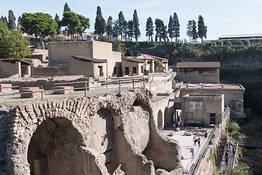 Ercolano: visita guidata con partenza da Napoli