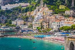 Sorrento, Positano e Amalfi: escursione da Napoli