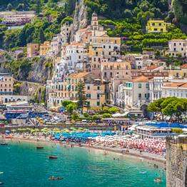 WorldTours - Sorrento, Positano, and Amalfi Tour - From Naples