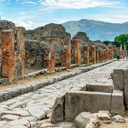 WorldTours - Amalfi Coast and Pompeii: Tour from Naples