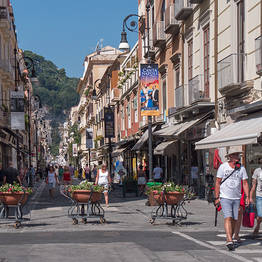 Rosato Private Tour - Driving Tour of Positano, Sorrento, and Pompeii