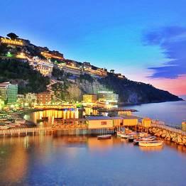 Agenzia Trial Travel - Transfer de Roma para Sorrento - até 5 pessoas