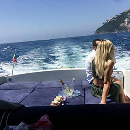 Grassi Junior Boats - Amalfi Coast Boat Tour on board of Itama 38 Speedboat