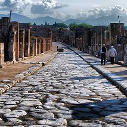 WorldTours - Pompeii and Mt. Vesuvius Tour with Wine Tasting