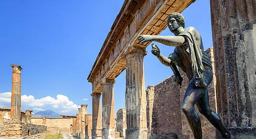 Rosato Private Tour - Tour of Pompeii, Mount Vesuvius, and Herculaneum