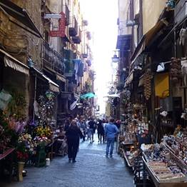 WorldTours - Guided Walking Tour of Naples - Private