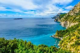 Costiera amalfitana: tour privato da Napoli