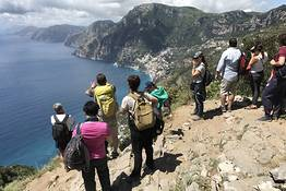 Group Guided Hike: Path of the Gods to Positano