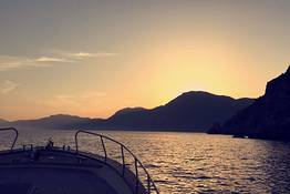 Private Amalfi Coast Sunset Boat Tour