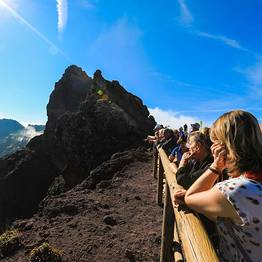 Travel Etc  - Skip-the-line Pompeii & Vesuvius Tour from Sorrento