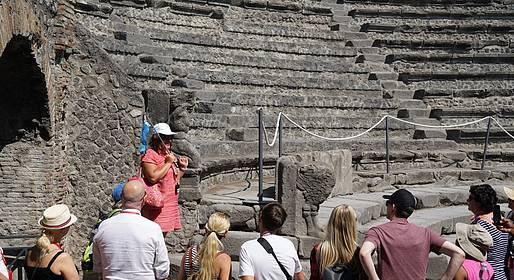 Travel Etc  - Pompei e Vesuvio da Positano tour con biglietti inclusi