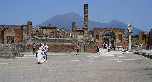 Travel Etc  - Skip-the-line Pompeii & Vesuvius Tour from Positano